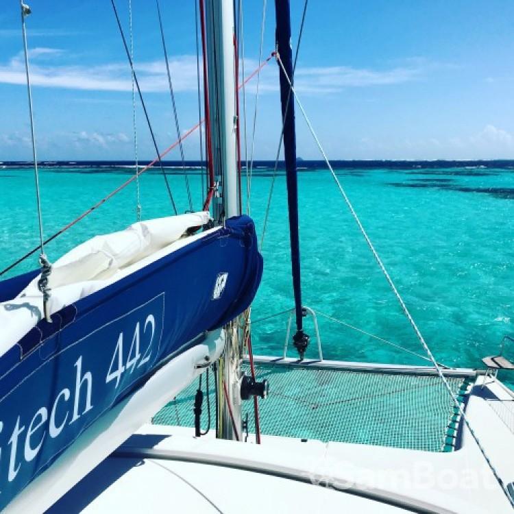 Noleggiare un'Nautitech Nautitech 442 Martinica