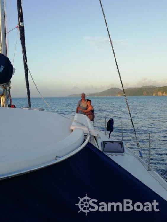 noleggio Catamarano Martinica - Nautitech Nautitech 442