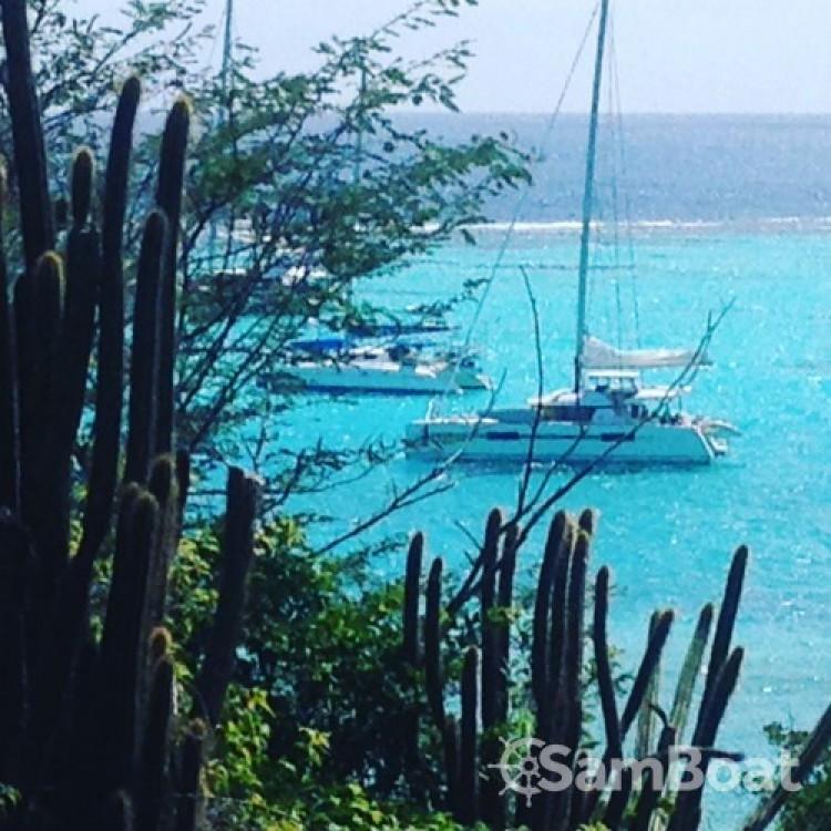Noleggio yacht Martinica - Nautitech Nautitech 442 su SamBoat