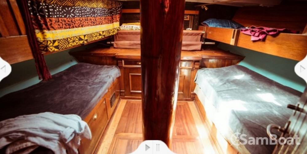 Noleggio Barca a vela con o senza skipper Chantier-Brauer-Hambourg Marsiglia