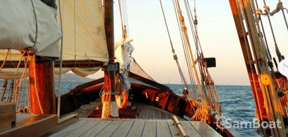 Noleggio barche Chantier-Brauer-Hambourg GOELETTE Marsiglia su Samboat