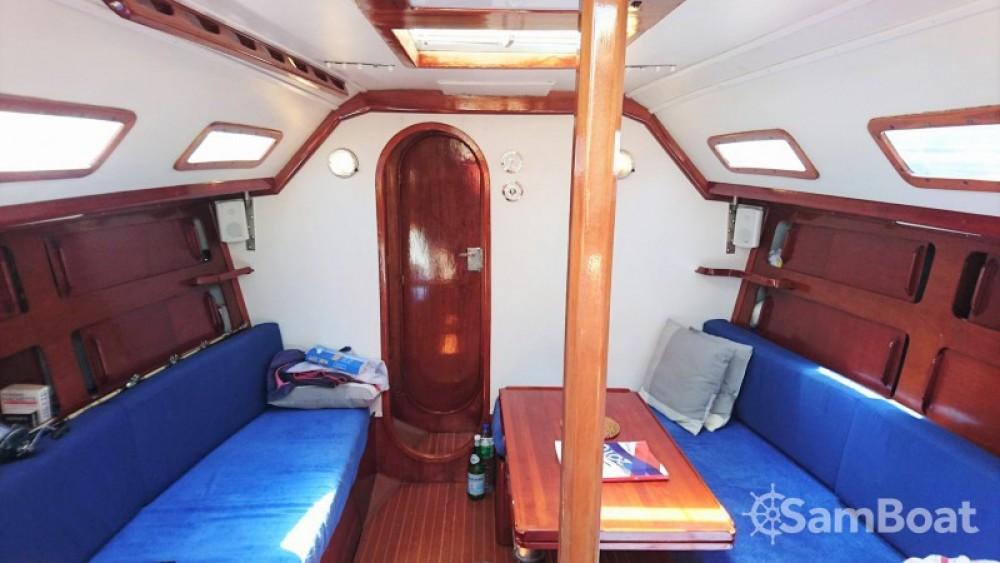 Noleggio Barca a vela con o senza skipper Comar Cogolin
