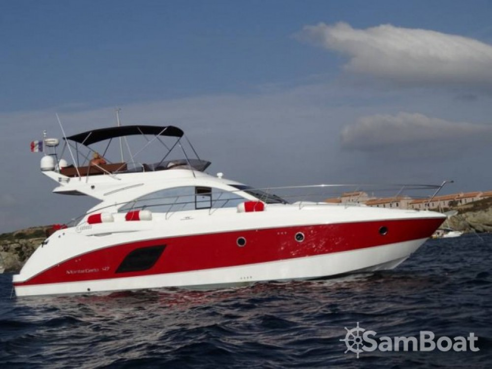 Bénéteau Monte Carlo 47 Fly tra personale e professionale Antibes