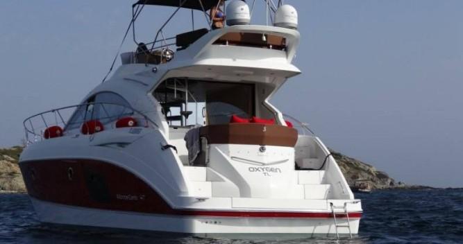 Noleggio barche Bénéteau Monte Carlo 47 Fly a Antibes su Samboat
