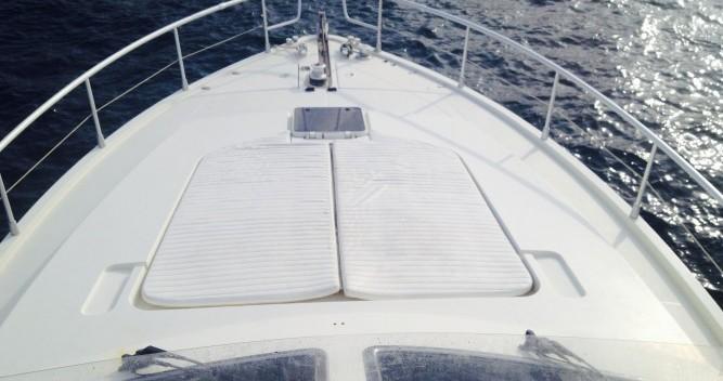 Noleggio Barca a motore Ferretti con patente nautica