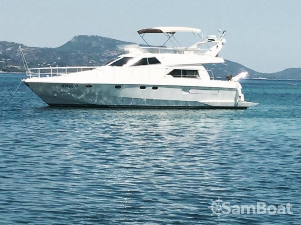Noleggio Barca a motore Ferreti con una patente