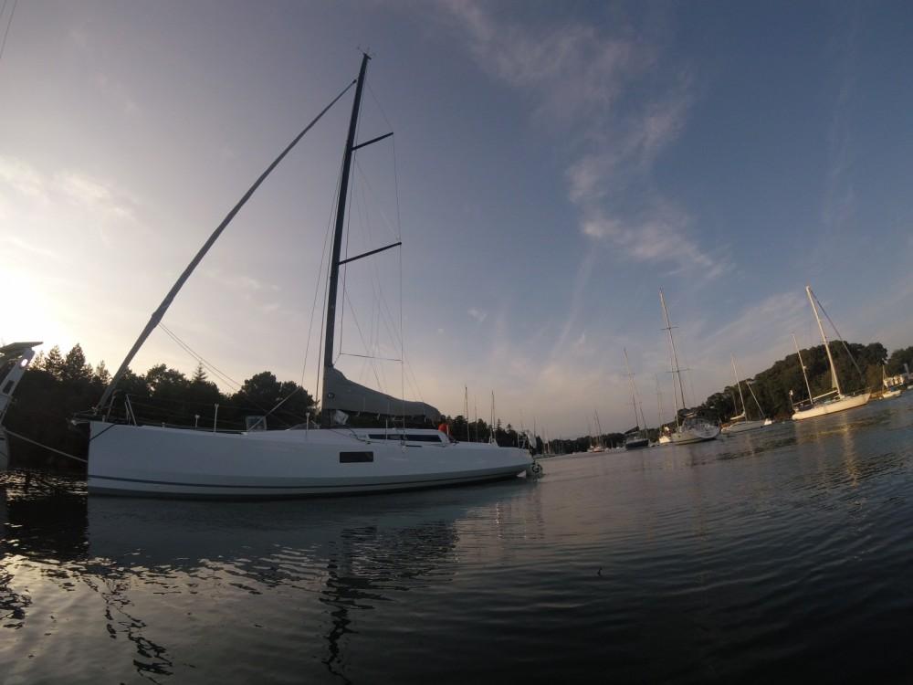 Noleggio Barca a vela con o senza skipper Pogo Structures La Trinité-sur-Mer