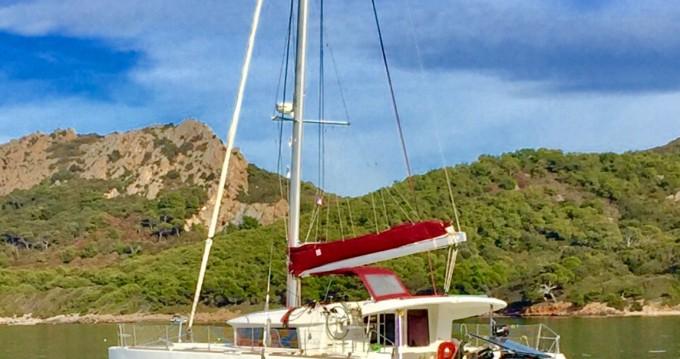 Catamarano a noleggio a Hyères al miglior prezzo
