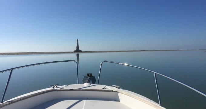 Noleggio barche Royan economico Cap Camarat 7.5 WA