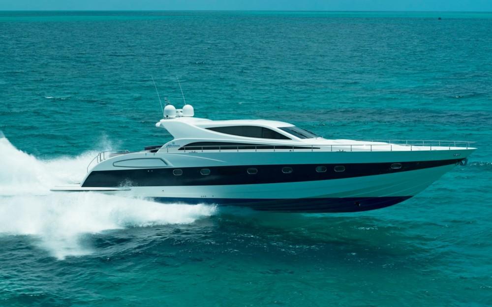 Noleggio barche Alfamarine Alfamarine 78 Ibiza su Samboat