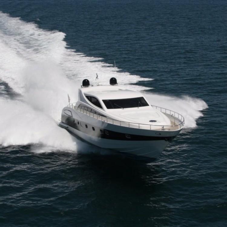 Noleggio barche Ibiza economico Alfamarine 78
