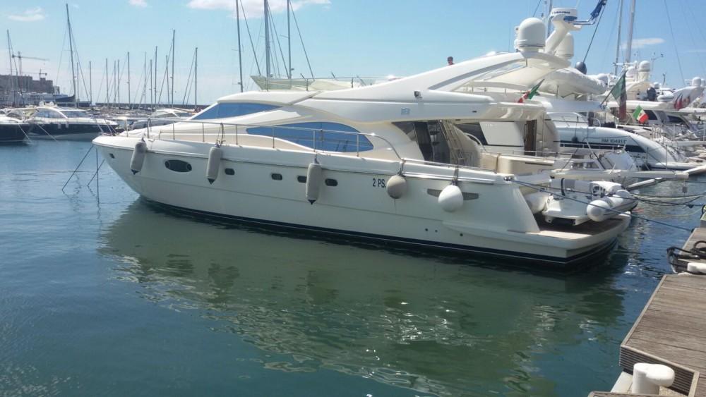 Noleggio yacht Pozzuoli - Ferretti Ferretti 590 su SamBoat