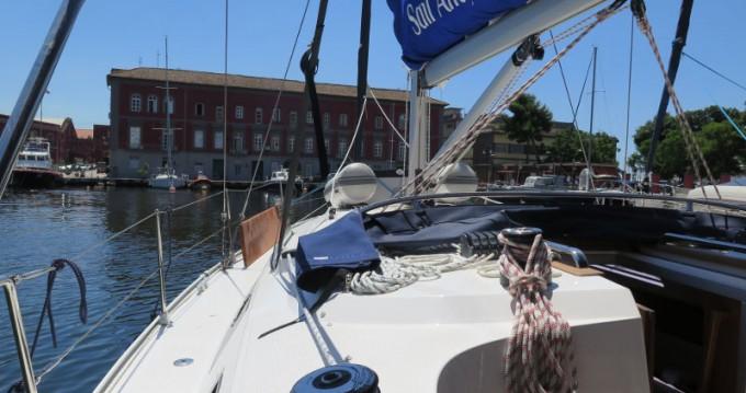 Noleggio barche Castellammare di Stabia economico Cruiser 41