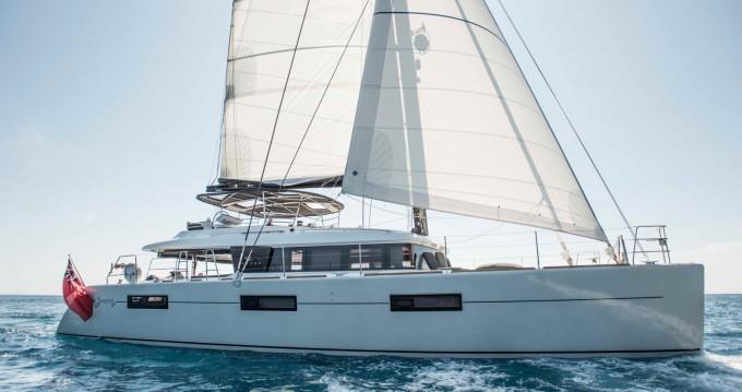 Noleggio barche Lagoon Lagoon 620 a Salerno su Samboat