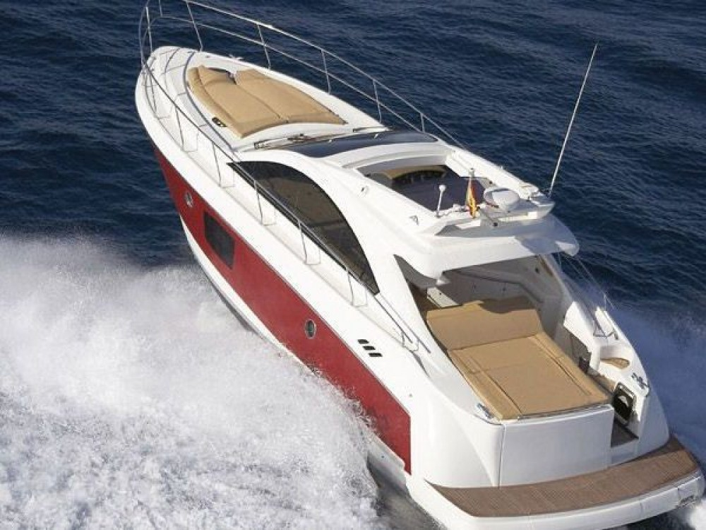 Barca a motore a noleggio Carloforte al miglior prezzo