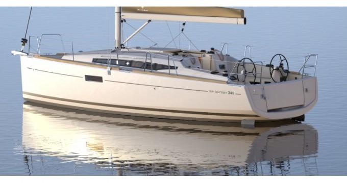 Noleggio barche Jeanneau Sun Odyssey 349 a Rogač su Samboat