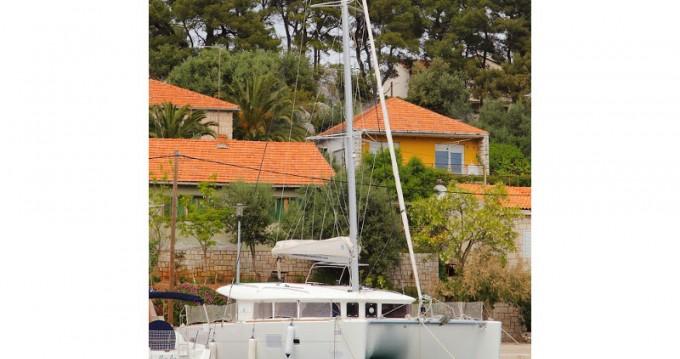 Noleggio barche Rogač economico Lagoon 400