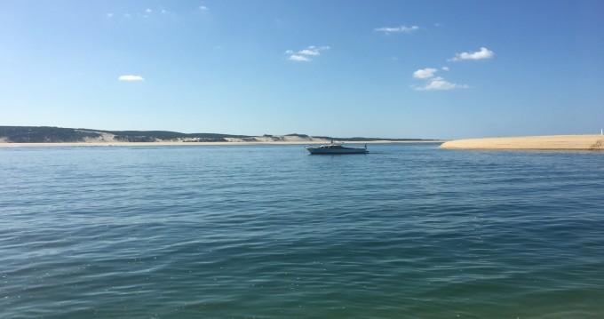 Noleggio Barca a motore con o senza skipper Quicksilver a Andernos-les-Bains