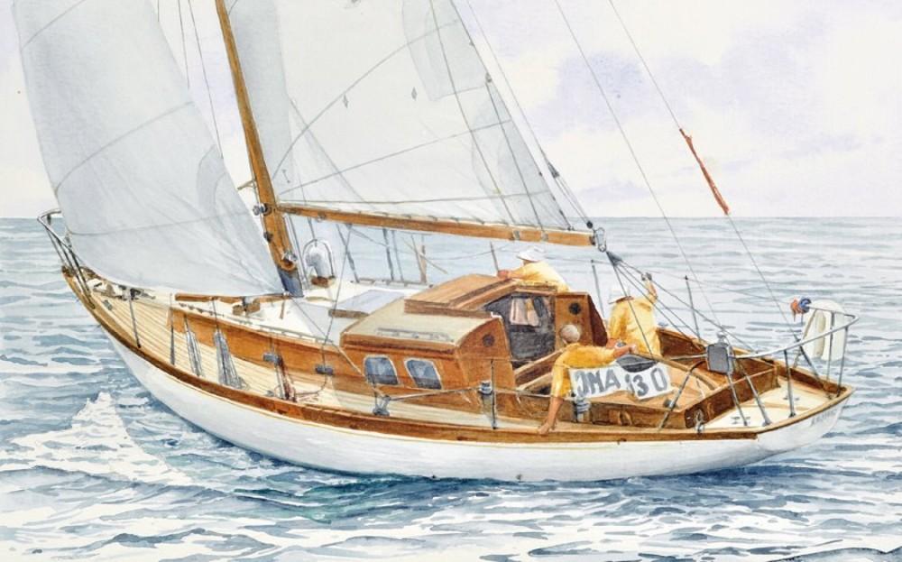 noleggio Barca a vela Porto-Vecchio - Sparkman And Stephens Cutter