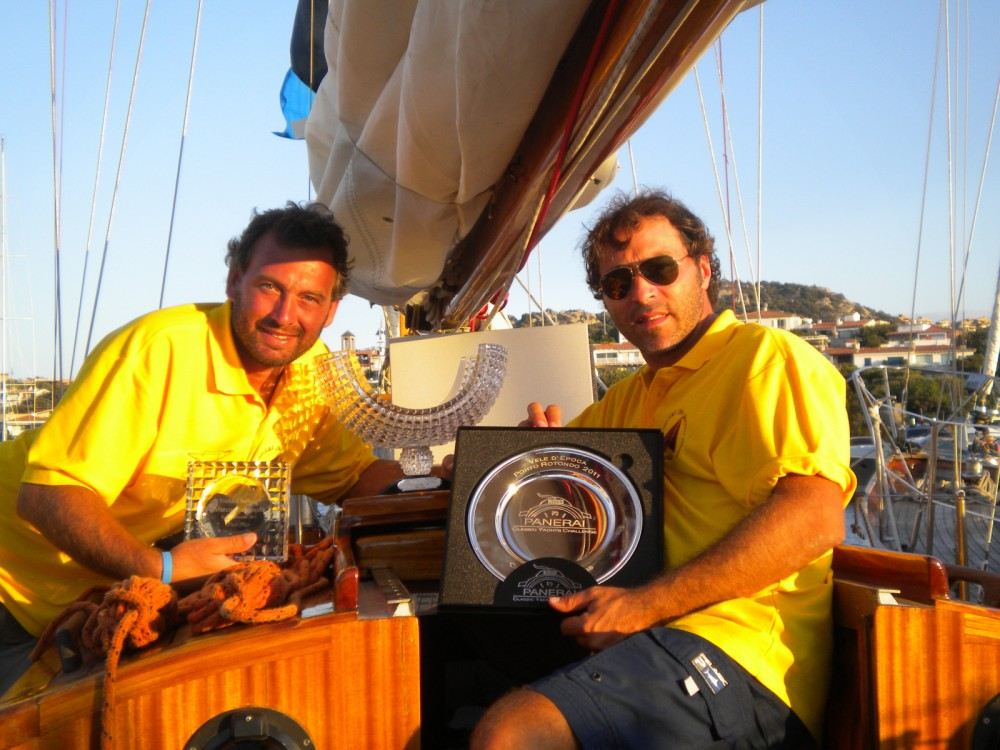 Sparkman And Stephens Cutter tra personale e professionale Porto-Vecchio