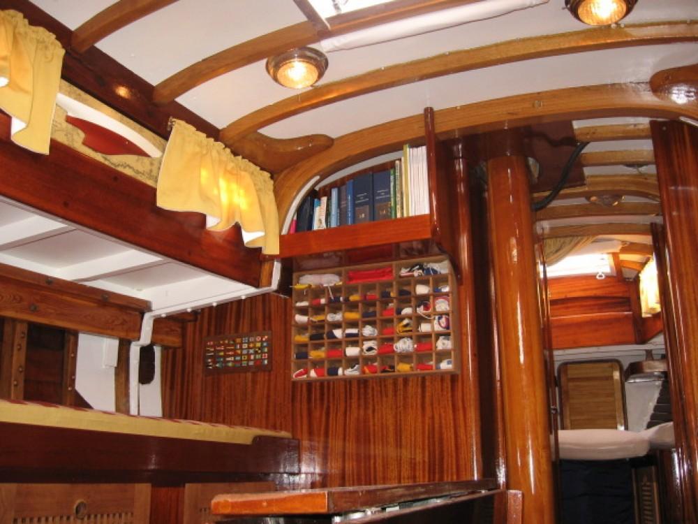 Noleggio yacht Porto-Vecchio - Sparkman And Stephens Cutter su SamBoat