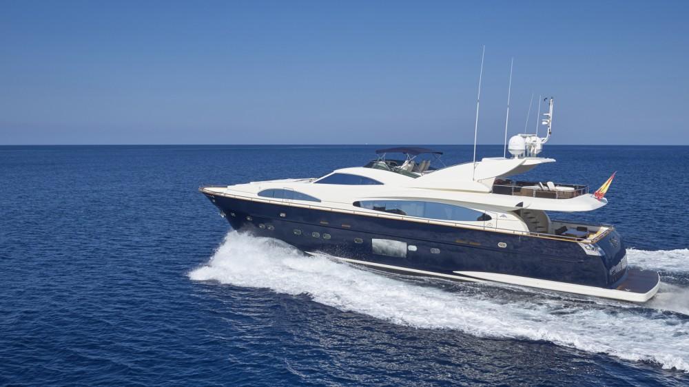 Noleggio Yacht con o senza skipper Astondoa Ibiza