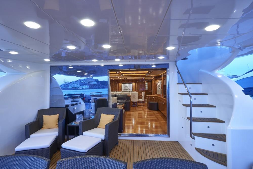 Noleggio barche Astondoa 102 GLX Ibiza su Samboat