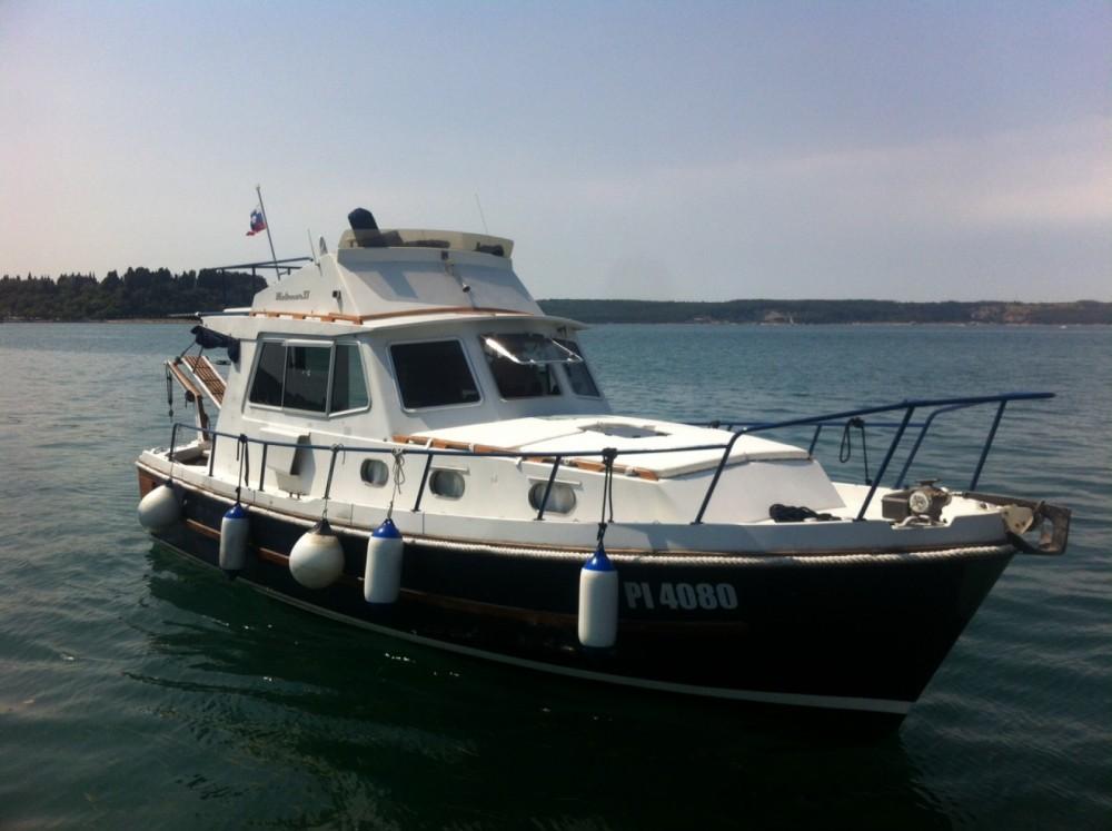 noleggio Houseboat Portorož / Portorose - Retro Cruiser Boat CRUISER BOAT