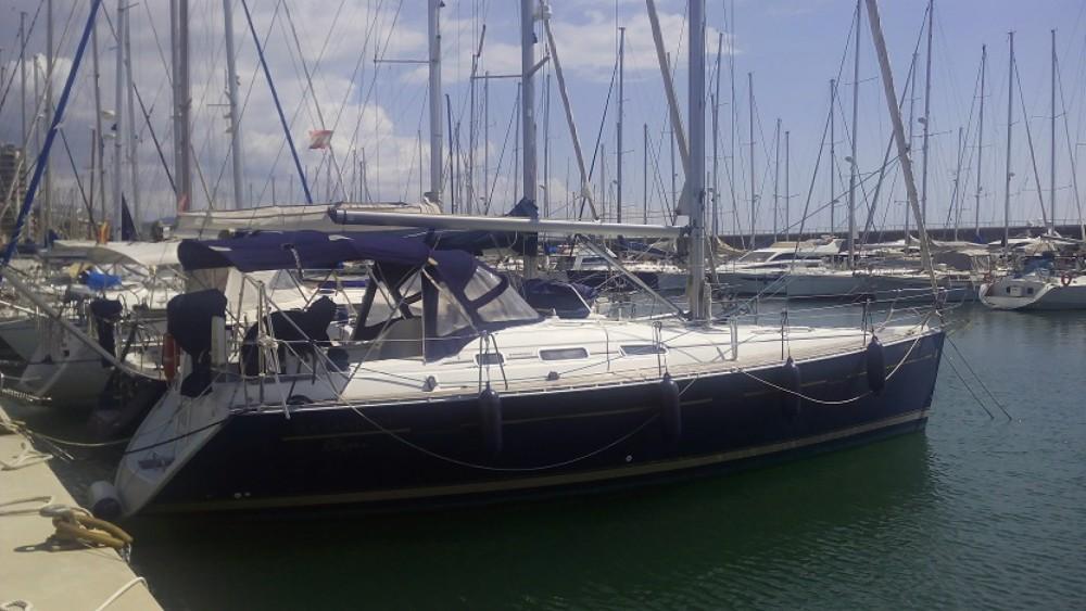 Noleggio Barca a vela con o senza skipper Bénéteau Badalona