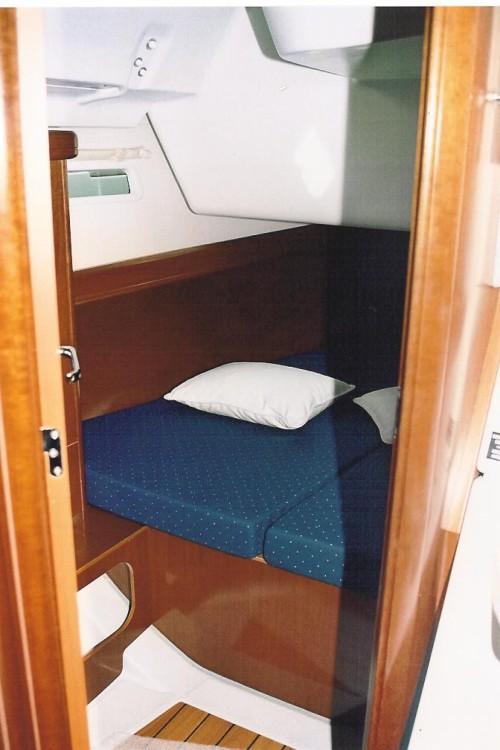 Noleggio barche Badalona economico Oceanis