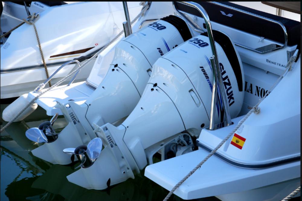 Noleggio barche  economico Flyer 8.8 SPACEdeck