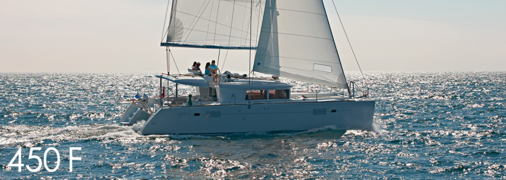 Noleggio yacht Tortola - Lagoon Lagoon 450 su SamBoat