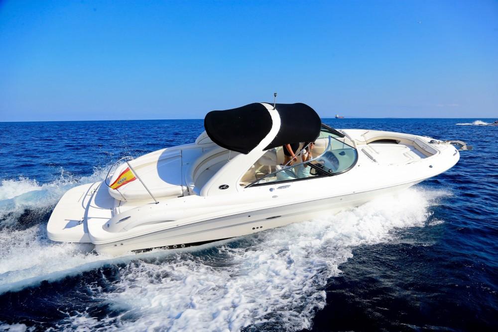 Noleggiare un'Sea Ray Sea Ray 290 SLX Ibiza