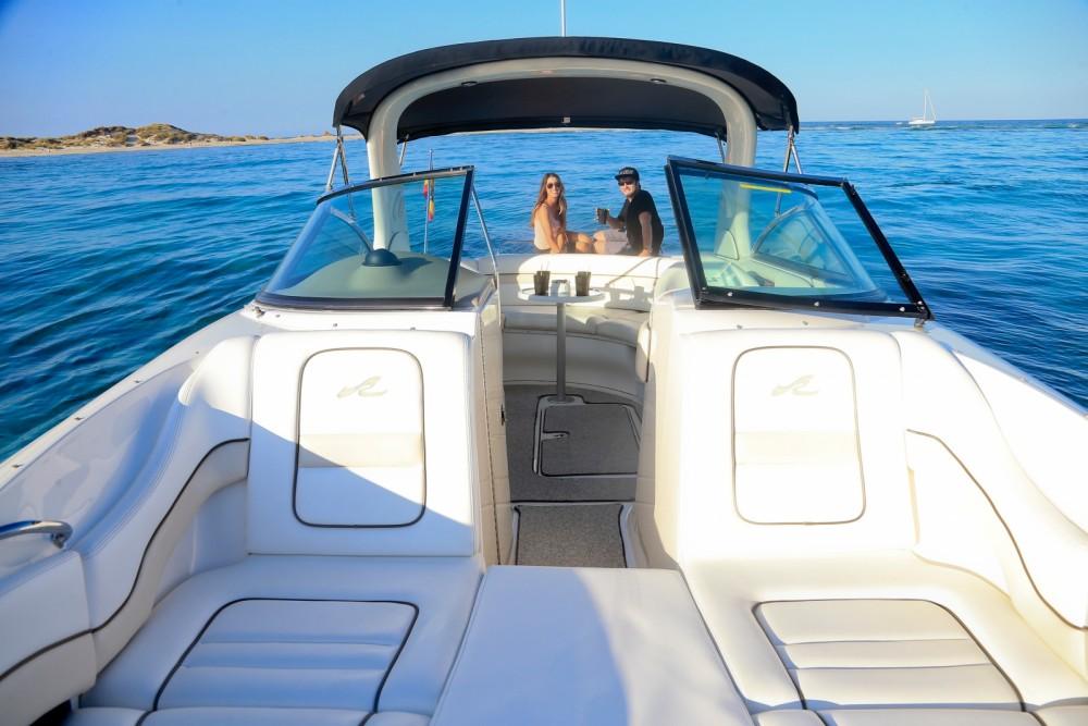 Barca a motore a noleggio Ibiza al miglior prezzo