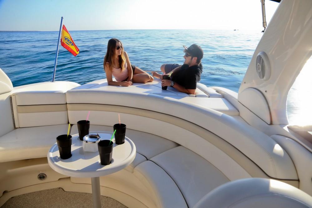 Noleggio Barca a motore con o senza skipper Sea Ray Ibiza