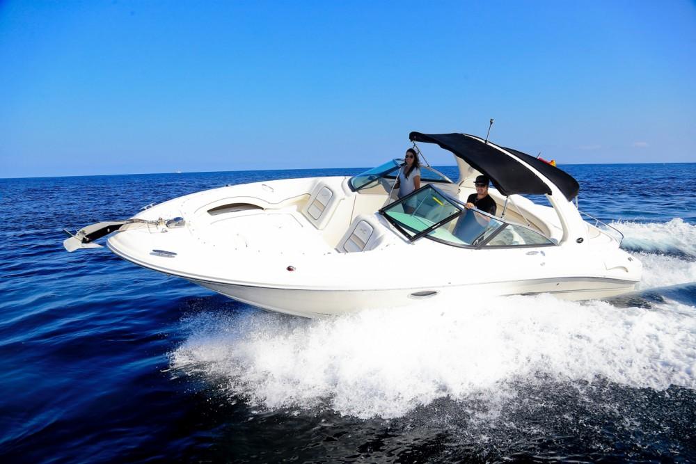 Sea Ray Sea Ray 290 SLX tra personale e professionale Ibiza