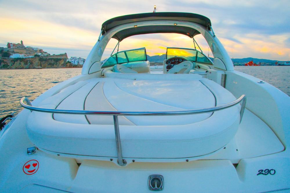 Noleggio barche Sea Ray Sea Ray 290 SLX Ibiza su Samboat