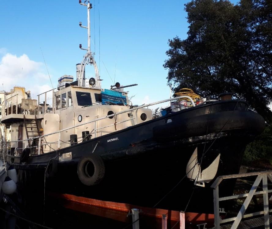 Noleggio yacht Lorient - Remorqueur  250 cv su SamBoat