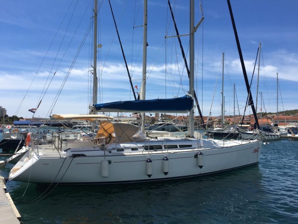 noleggio Barca a vela  - Jeanneau Sun Odyssey 49