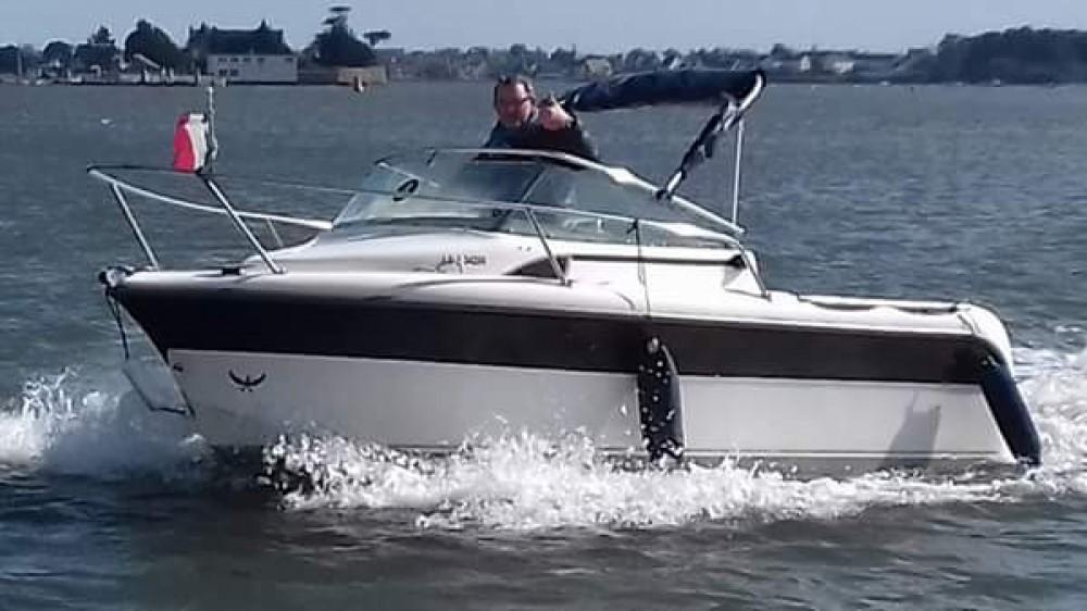 Noleggio Barca a motore Ocqueteau con una patente