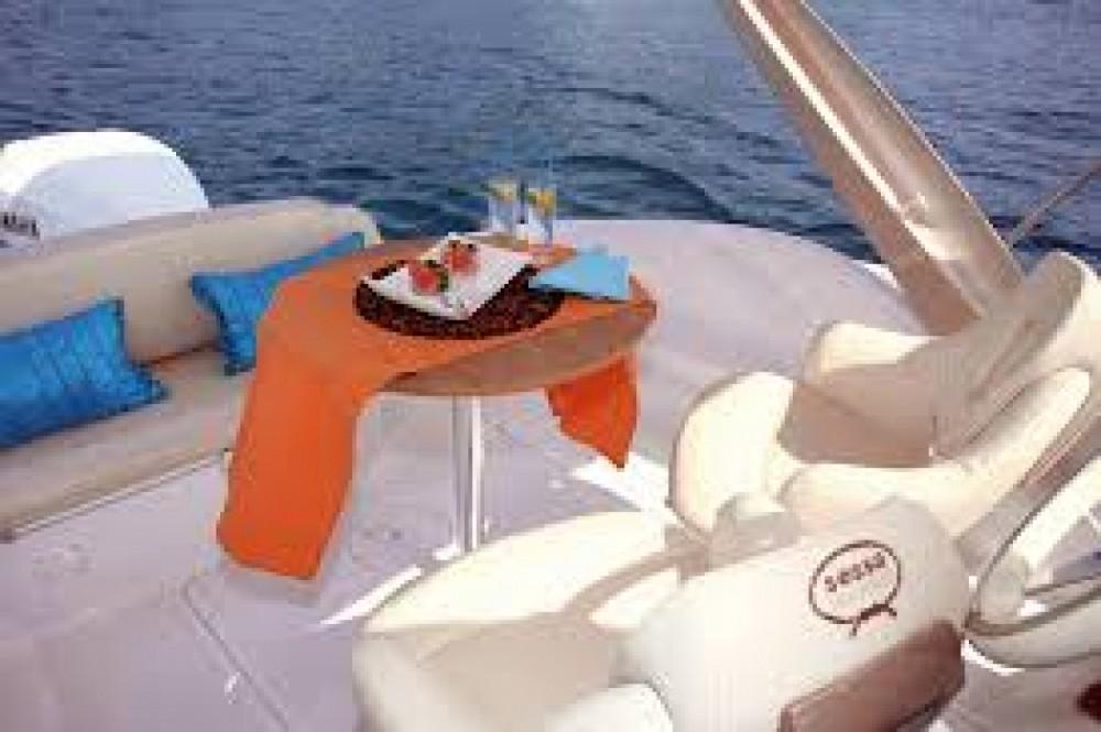 Noleggiare un'Sessa Marine Key Largo 24 La Seyne-sur-Mer