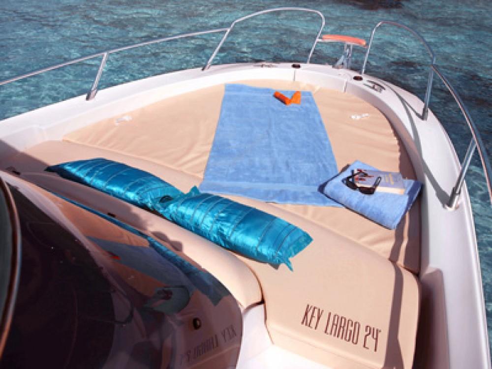 noleggio Barca a motore La Seyne-sur-Mer - Sessa Marine Key Largo 24