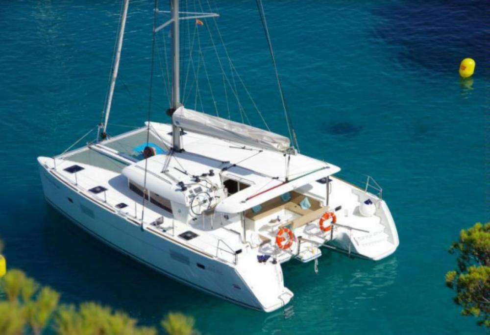Noleggiare un'Lagoon Lagoon 400 Eivissa