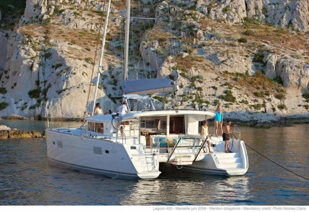 Lagoon Lagoon 400 tra personale e professionale Eivissa