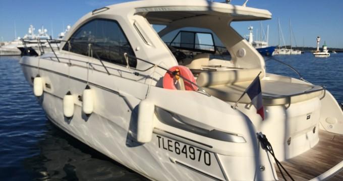 Noleggio Barca a motore con o senza skipper Bavaria a Cannes