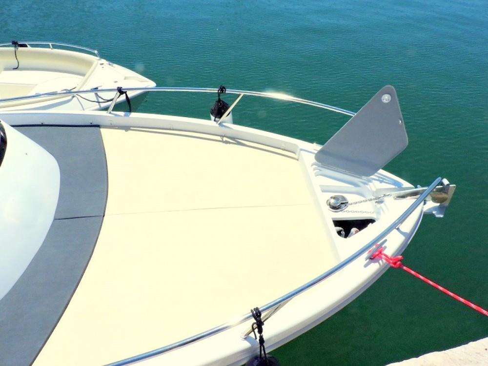 Noleggio Barca a motore con o senza skipper Saver Općina Bibinje