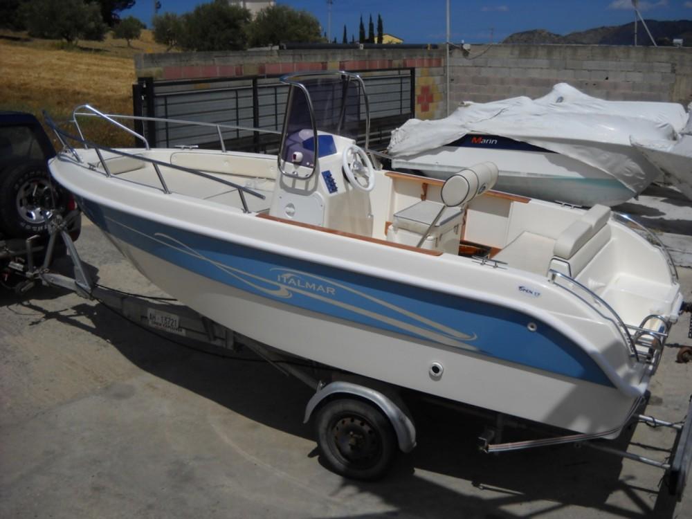 Noleggio Barca a motore Italmar con una patente