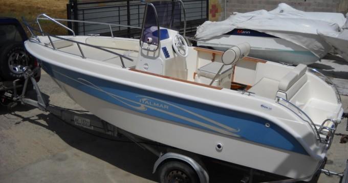 Noleggio barche Italmar ITALMAR 17 - 40 HP a Milazzo su Samboat