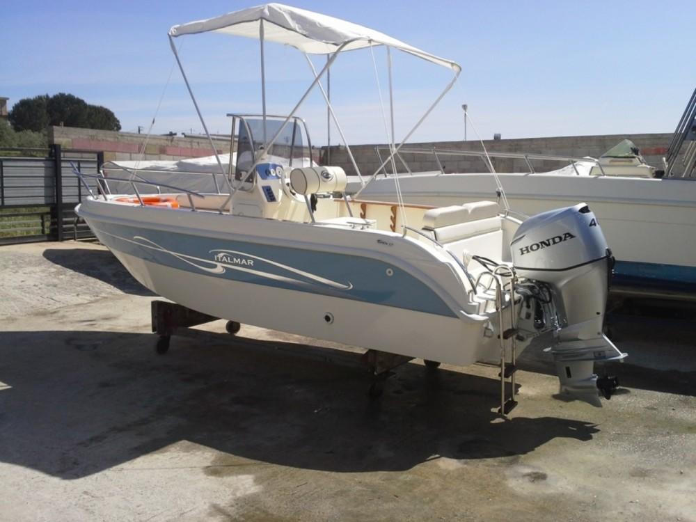 Noleggio yacht Milazzo - Italmar ITALMAR 17 - 40 HP su SamBoat
