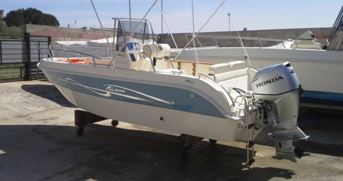 Noleggio Barca a motore a Milazzo – Italmar ITALMAR 17 - 40 HP